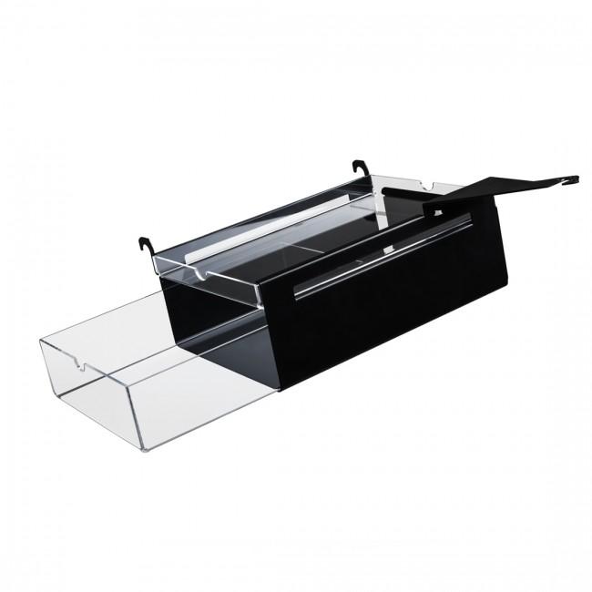 Zubeh r rackpod tisch ablagefach system 180 i design deli for Design thinking tisch