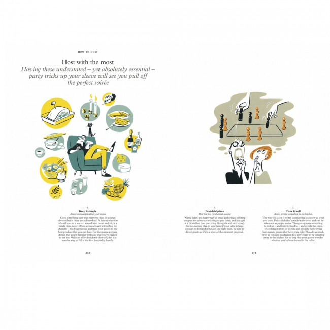 The Monocle Guide to Drinking and Dining ISBN: 978-3-89955-668-1 I Verlag Gestalten I Design-Deli
